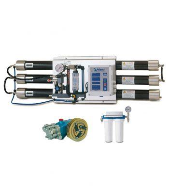 Mekanik pompalı su yapıcı